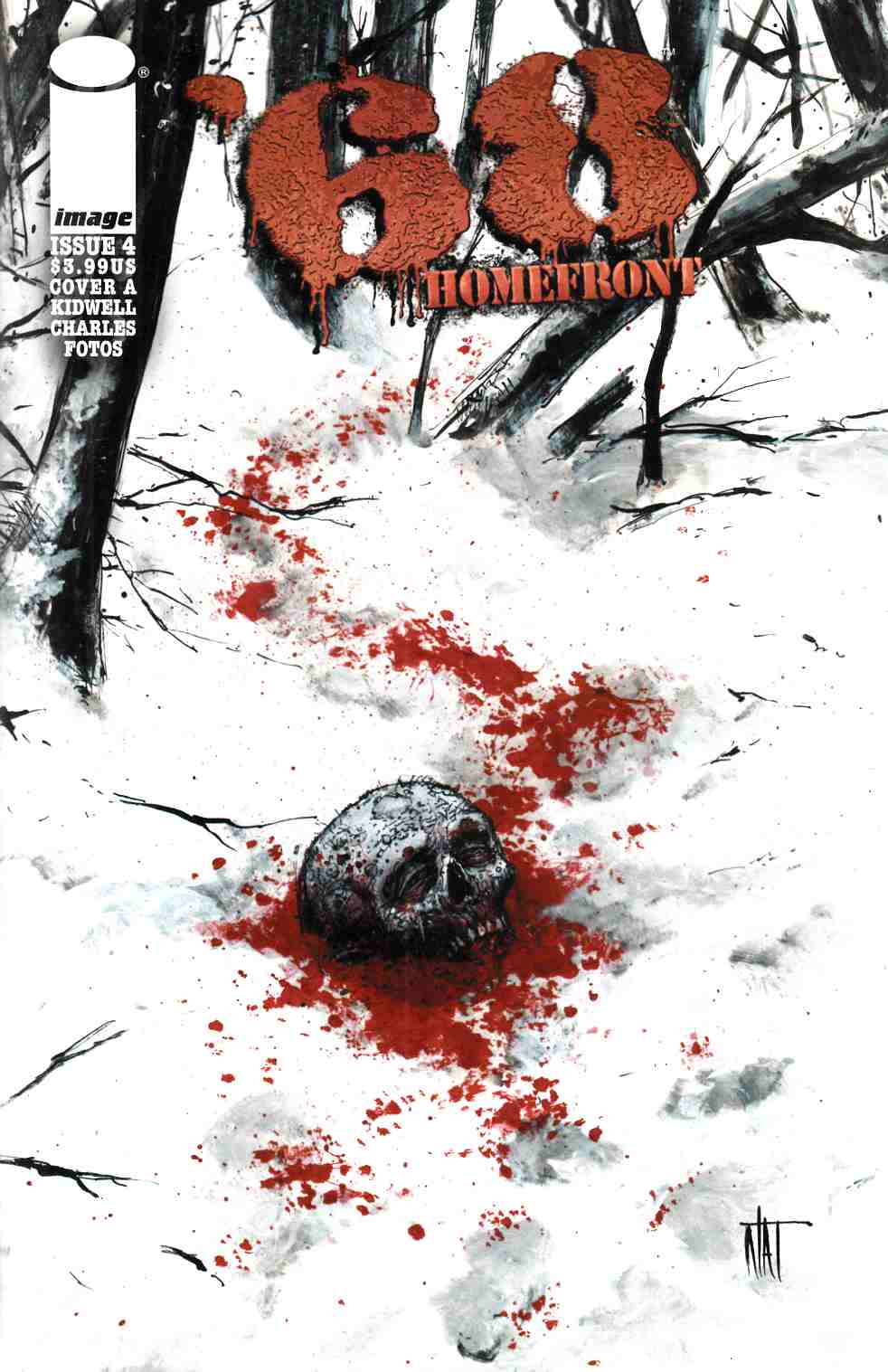 68 Homefront #4 Cover A- Jones [Image Comic] THUMBNAIL