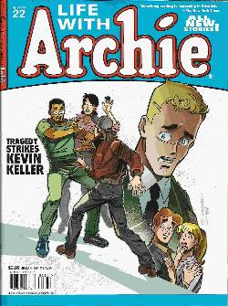 Life With Archie #22 Kennedy Cover [Comic] LARGE