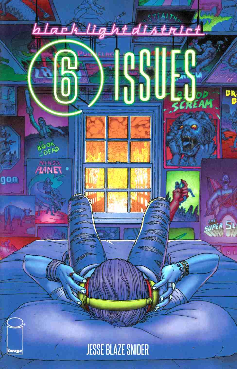 Black Light District 6 Issues (One Shot) [Image Comic] THUMBNAIL