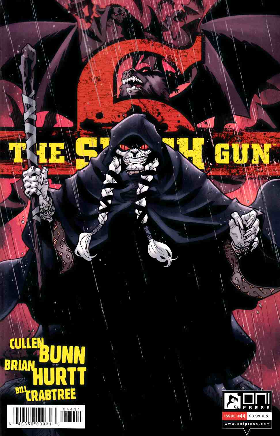 Sixth Gun #44 [Oni Press Comic] THUMBNAIL