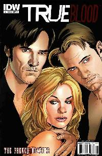 True Blood French Quarter #1 Cover B LARGE
