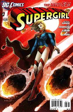 Supergirl #1 Second (2nd) Printing [Comic] LARGE