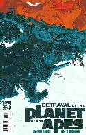 Betrayal Of The Planet Of The Apes #4 Cover B [Comic] THUMBNAIL