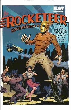 Rocketeer Adventures 2 #3 Cover B- Stevens [Comic]_LARGE