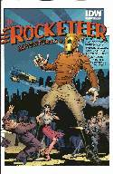 Rocketeer Adventures 2 #3 Cover B- Stevens [Comic]