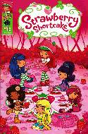 Strawberry Shortcake Berry Fun #1 [Comic] THUMBNAIL