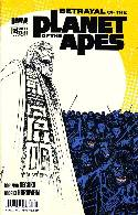 Betrayal Of The Planet Of The Apes #2 Cover B [Comic] THUMBNAIL