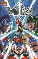 Voltron #3 Ross Cover [Comic] THUMBNAIL