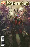 Pathfinder #1 Cover D- Jones [Dynamite Comic] THUMBNAIL