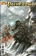 Pathfinder #1 Cover B- Parrillo [Dynamite Comic] THUMBNAIL
