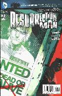 Resurrection Man #7 [Comics] THUMBNAIL