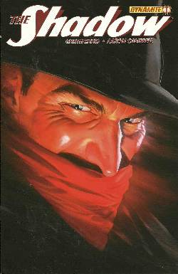 Shadow #1 Alex Ross Cover [Dynamite Comic] LARGE
