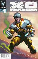 X-O Manowar (Ongoing) #1 Nord Pullbox Cover [Comic] THUMBNAIL
