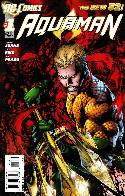 Aquaman #1 Second (2nd) Printing [Comic] THUMBNAIL