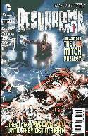 Resurrection Man #10 [Comic] THUMBNAIL