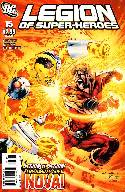 Legion Of Super Heroes #15