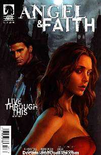 Angel & Faith #1 Jo Chen Cover [Comic] LARGE