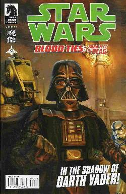 Star Wars Blood Ties Boba Fett Is Dead #3 [Comic] LARGE