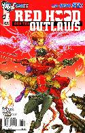 Red Hood And The Outlaws #1 Second (2nd) Printing [Comic]_THUMBNAIL