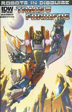 Transformers Robots In Disguise Ongoing #3 Cover B [Comic] LARGE