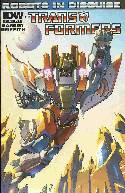 Transformers Robots In Disguise Ongoing #3 Cover B [Comic] THUMBNAIL