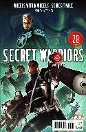 Secret Warriors #28 THUMBNAIL