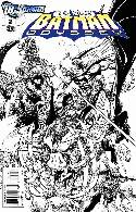 Batman Odyssey Vol 2 #2 Neal Adams B&W Variant Cover [Comic] THUMBNAIL
