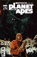 Betrayal Of The Planet Of The Apes #3 Cover A [Comic] THUMBNAIL