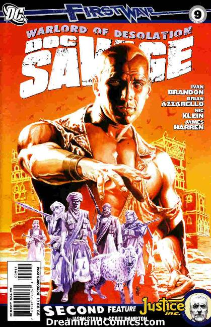 Doc savage #9