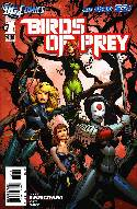 Birds Of Prey #1 [Comic] THUMBNAIL