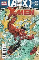 Wolverine and X-Men #11 (AVX) [Comic] THUMBNAIL