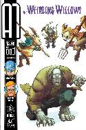 A1 #3 Cover A [Comic] THUMBNAIL