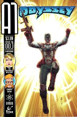 A1 #3 Cover C [Comic] LARGE