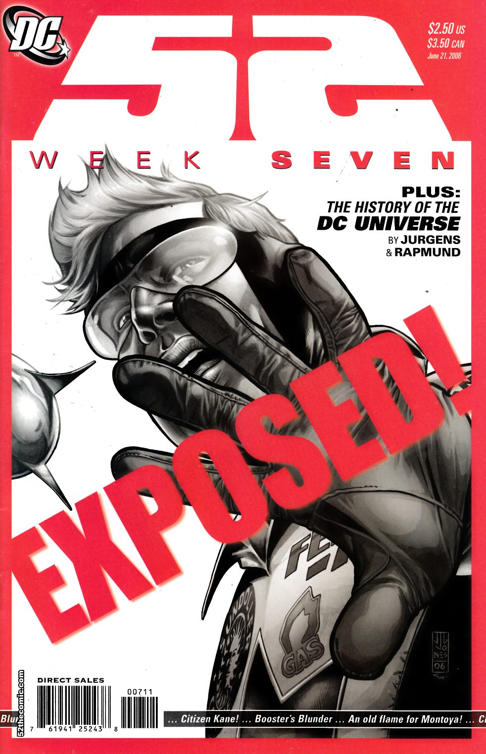 52 Week #7 Very Fine (8.0) [DC Comic] THUMBNAIL