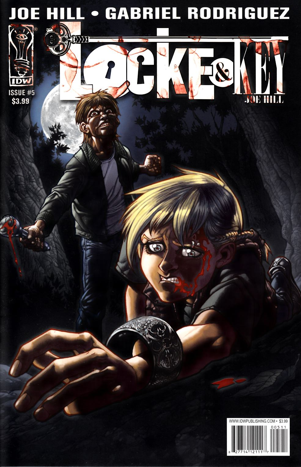Locke & Key #5 [IDW Comic]_THUMBNAIL