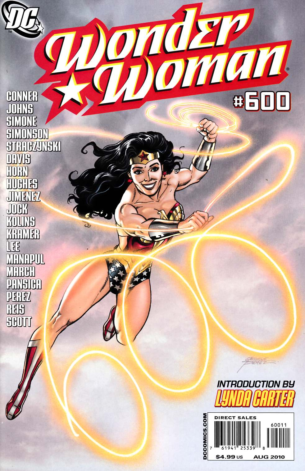 Wonder Woman #600 Near Mint (9.4) [DC Comic] THUMBNAIL
