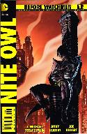 Before Watchmen Nite Owl #1 Combo Pack [Comic] THUMBNAIL