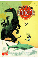 Half Past Danger #2 Subscription Cover [Comic] THUMBNAIL