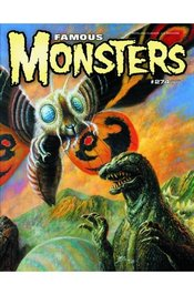 Famous Monsters of Filmland #274 Godzilla & Mothra Cover [Magazine]