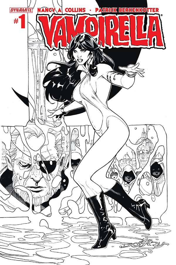 New Vampirella #1 Second Printing [Comic]_THUMBNAIL