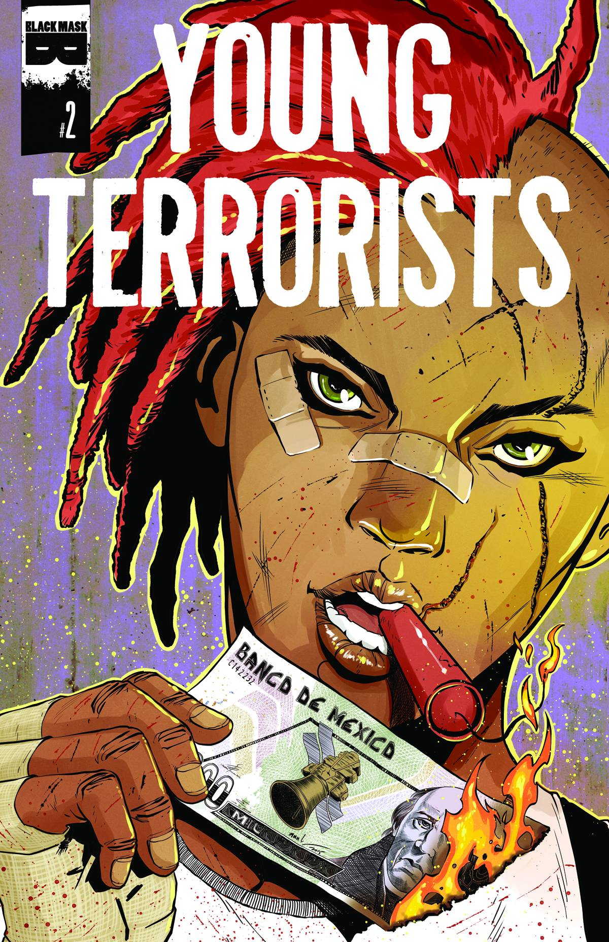 Young Terrorists #2 [Black Mask Comic] THUMBNAIL