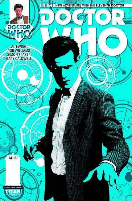 Doctor Who 11th Doctor #14 Subscription Photo Cover [Titan Comic] THUMBNAIL