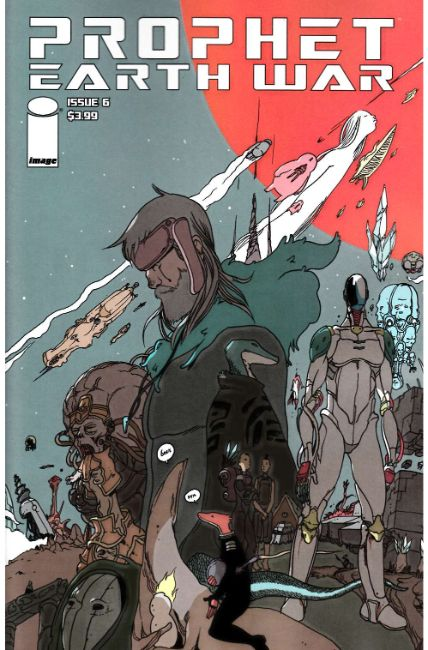 Prophet Earth War #6 [Image Comic] THUMBNAIL