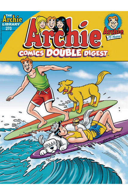 Archie Comics Double Digest #270 [Archie Comic] THUMBNAIL