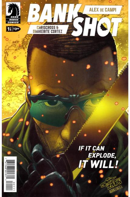 Bankshot #1 [Dark Horse Comic]
