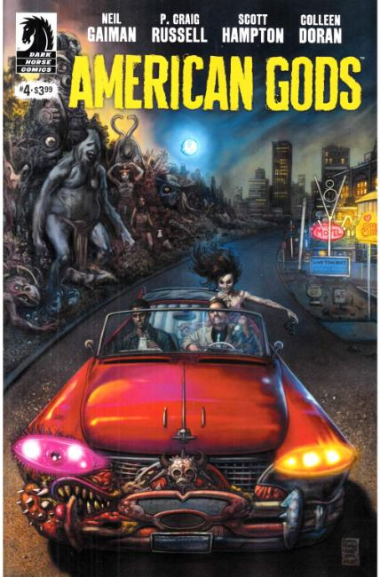 Neil Gaiman American Gods Shadows #4 [Dark Horse Comic]_THUMBNAIL