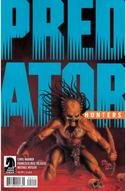 Predator Hunters #2 [Dark Horse Comic] THUMBNAIL
