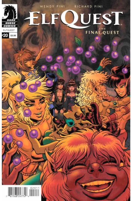 Elfquest Final Quest #20 [Dark Horse Comic]