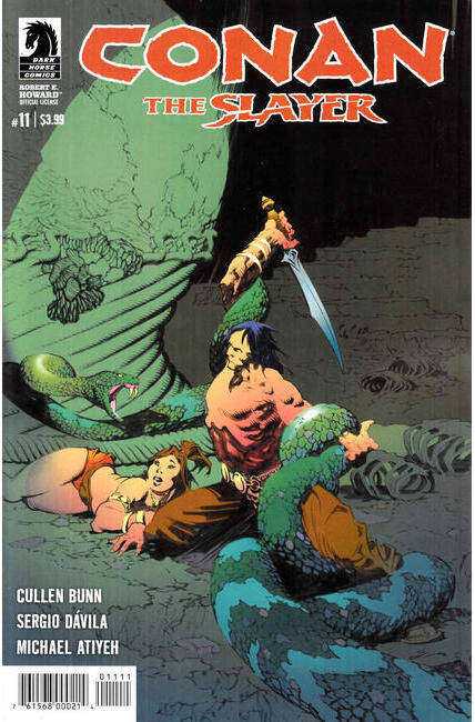 Conan the Slayer #11 [Dark Horse Comic] THUMBNAIL