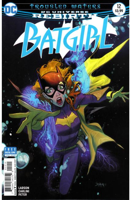 Batgirl #12 [DC Comic] LARGE